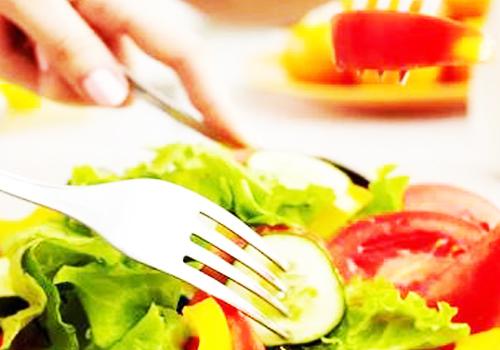 食用水果蔬菜